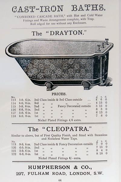 Our history | Original Bathrooms